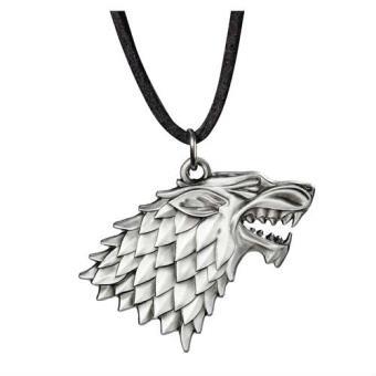 Colgante logo Stark Game Of Thrones