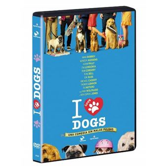I Love Dogs - DVD