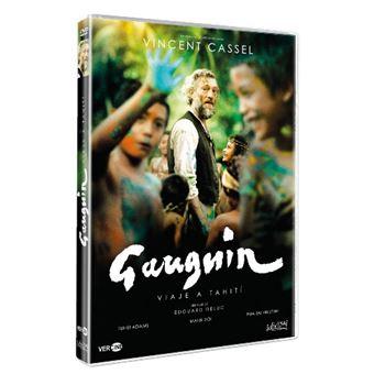Gauguin, viaje a Tahiti - DVD