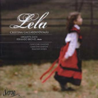 Lela: Canciones gallegas
