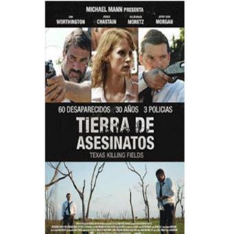 Tierra de asesinatos - DVD