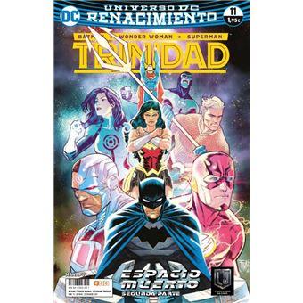 Batman/Wonder Woman/Superman: Trinidad núm. 11 (Renacimiento) Grapa