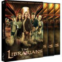 The Librarians Temporada 1 Episodios 1 A 10 - DVD