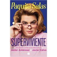 Paquita Salas. Superviviente - Libro Firmado