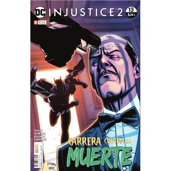 Injustice: Gods among us núm. 71/ 13 grapa