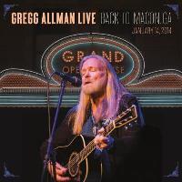 Gregg Allman Live. Back To Macon, GA - Vinilo