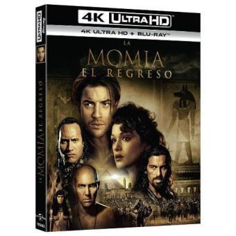 El regreso de la momia - UHD + Blu-Ray