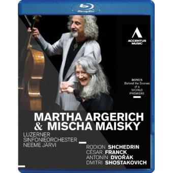 Martha Argerich & Mischa Maisky (Formato Blu-Ray)
