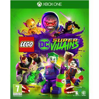 LEGO DC Supervillanos XBox One