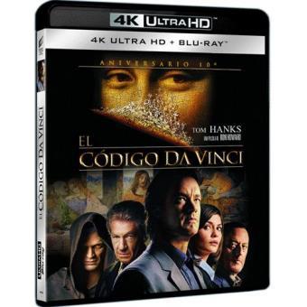 El Código Da Vinci - UHD + Blu-Ray