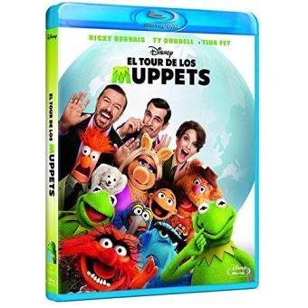 El Tour de los Muppets - Blu Ray