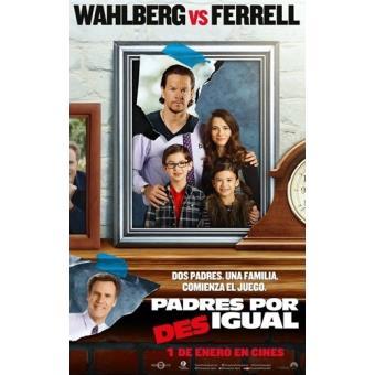 Dos padres por desigual - DVD