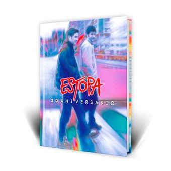 Estopa - 20 aniversario - 2 CD + DVD