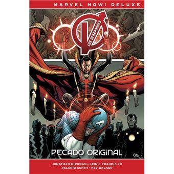 Los Vengadores de Jonathan Hickman 7. Pecado Original