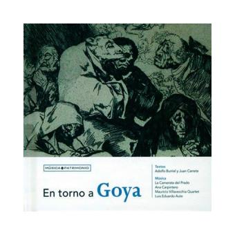 Músicas en torno a Goya