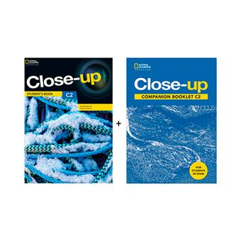 Close Up - C2 - Student's Book + Online Student Zone + Self-Study Companion