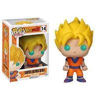 Figura Funko Dragon Ball - Super Saiyan Goku