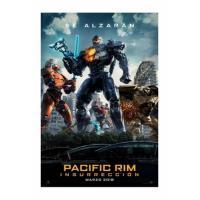 Pacific Rim Insurrección - UHD + Blu-Ray