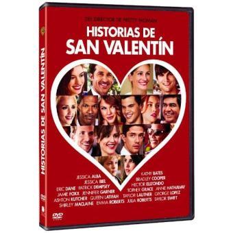 Historias de San Valentín - DVD