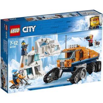 LEGO City Arctic Expediti 60194 Ártico: Vehículo de exploración