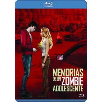 Memorias de un zombie adolescente - Blu-Ray