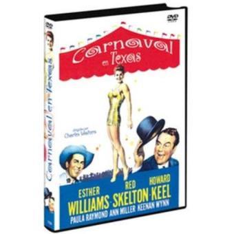 Carnaval en Texas - DVD