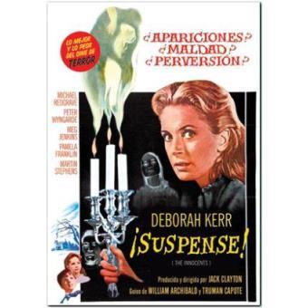 ¡Suspense! - DVD