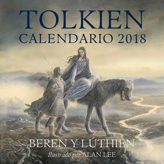 Calendario 2018 Minotauro Tolkien