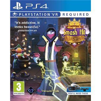 Smash Hit Plunder VR - PS4