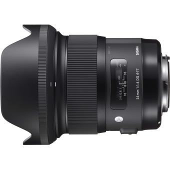 Objetivo Sigma 24 mm / F 1.4 DG HSM Art -  para Canon