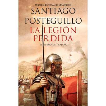 Trilogía de Trajano III. La legión perdida