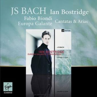 Cantatas BWV 55 y 82a