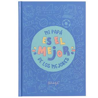 Mr Wonderful Libro para rellenar - Mi papá es el mejor de los mejores
