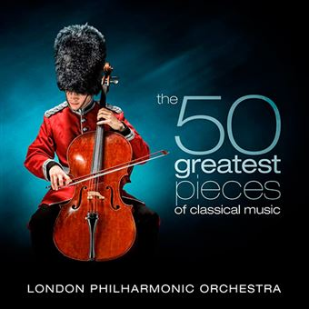The 50 Greatest Pieces of Classical Music - 4 CD