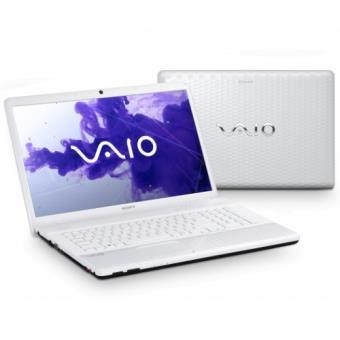 """Sony Vaio EJ2M1E/W color blanco Portátil 17,3"""" (PRODUCTO REACONDICIONADO)"""