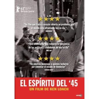 El espíritu del 45 - DVD