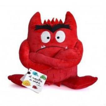Peluche El monstre de colors Vermell