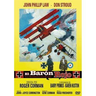 El barón rojo - DVD