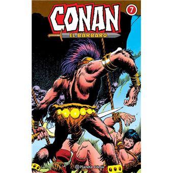 Conan El bárbaro - Integral 7 (de 10)