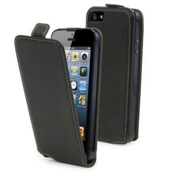Funda folio Big Ben Negro para iPhone 5 / 5s