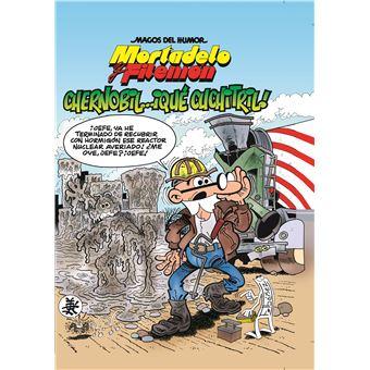 Magos del Humor - Chernobil, ¡qué cuchitril!