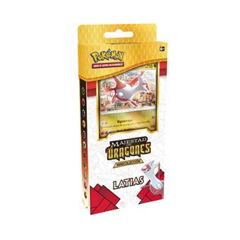 Minicolección Latias/Latios de Majestad de Dragones de JCC Pokémon