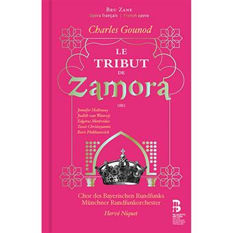 Gounod - Le Tribut de Zamora - 2 CD + libro