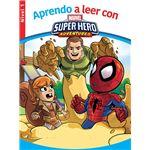 Los superheroes marvel. nivel 1 (ap