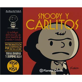 Snoopy y Carlitos 1950-1952 nº 01/25