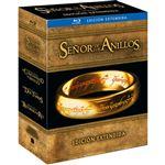 Trilogía El Señor de los Anillos  Ed extendida - Blu-Ray