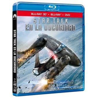 Star TrekStar Trek: En la oscuridad - Blu-Ray 3D + 2D + DVD
