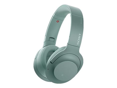 Auriculares Noise Cancelling Sony WH-H900NB Verde