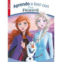 Aprende a leer con... Frozen II nivel 1