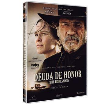 Deuda de honor - DVD